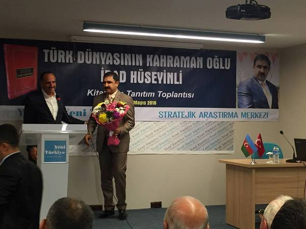 Азербайджанский разведчик спасал русское население в Карабахе