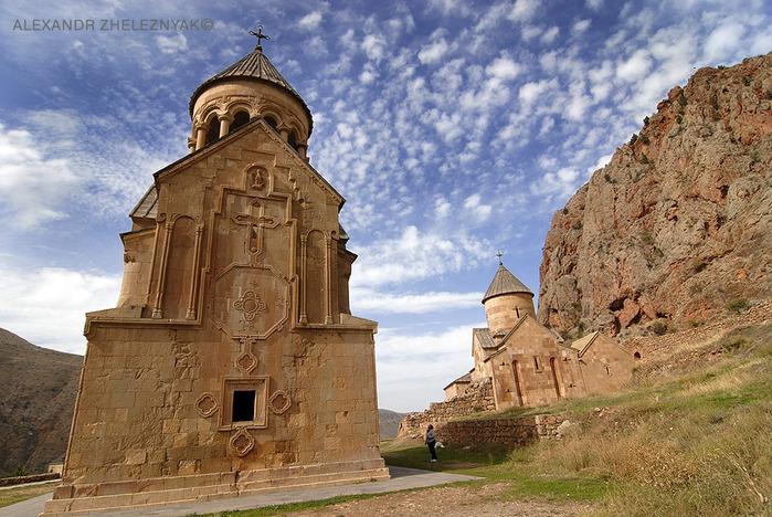 Армения стала христианской благодаря тюркам-Арсакидам
