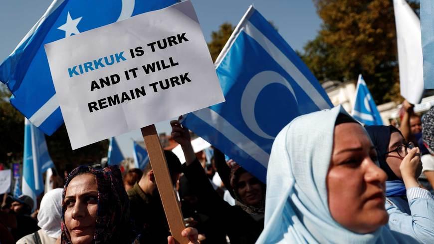 Неожиданное счастье туркмен Киркука дает надежду грузинам Абхазии и азербайджанцам Карабаха