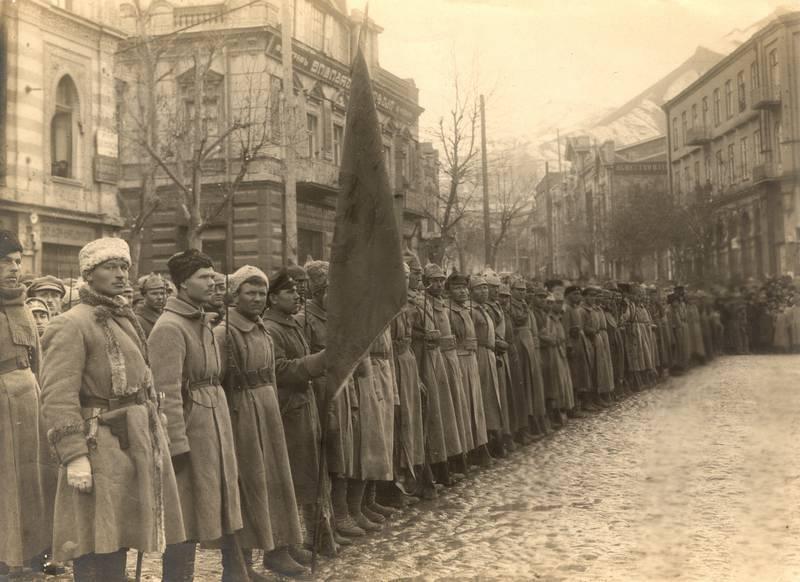 Image result for Красная Армия в Тбилиси фото