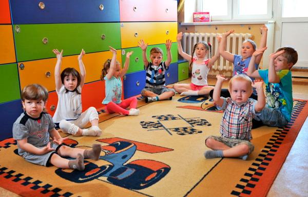 детские садики фото