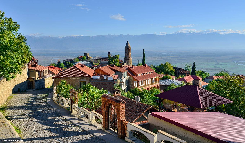 фото сигнахи грузия
