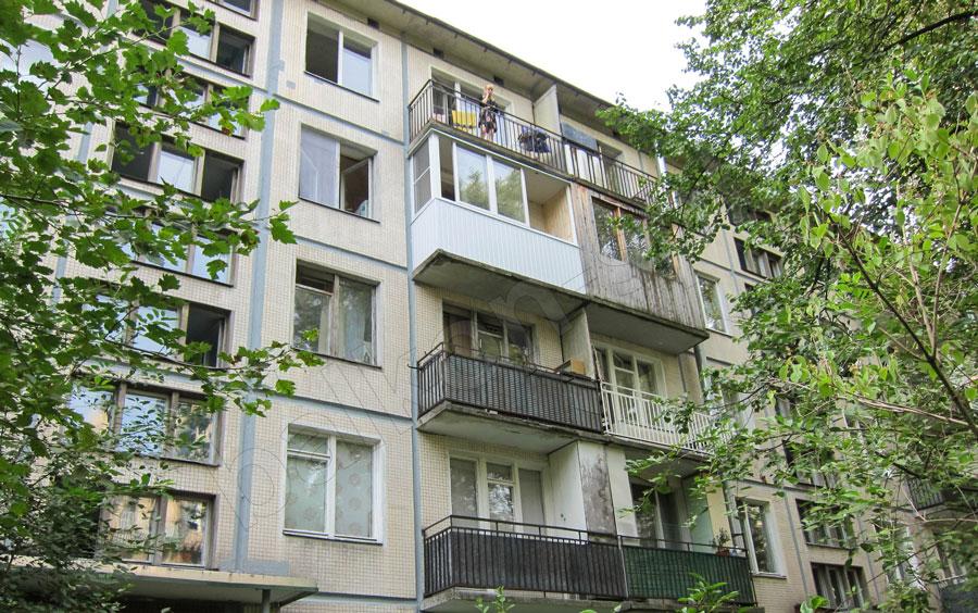 Ремонт балконов в хрущевке в г симферопле..