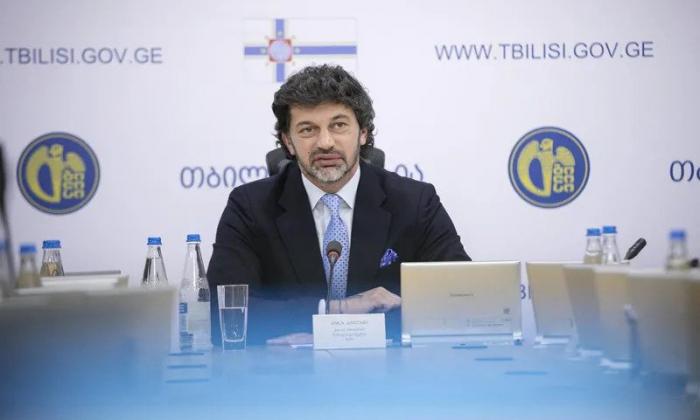 Kakha Kaladze - We will start many large-scale projects this year ...